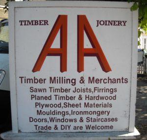 (BrE) timber, etc.