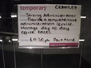 (BrE) administrator
