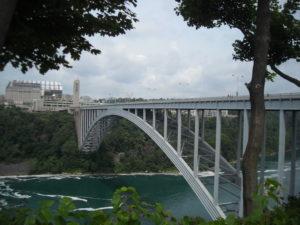 Amstrdam Bridge New York State